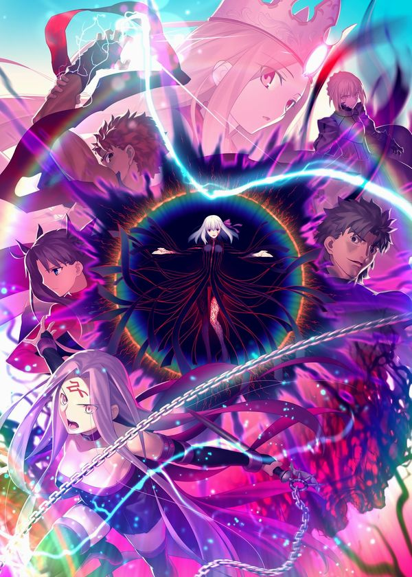 Fate/stay night: Heaven's Feel III. spring song, il film uscirà nei cinema giapponesi il 15 agosto.