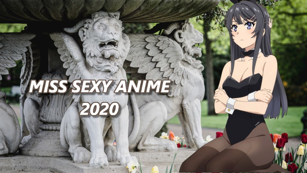 Miss Sexy Anime 2020 - Turno 1