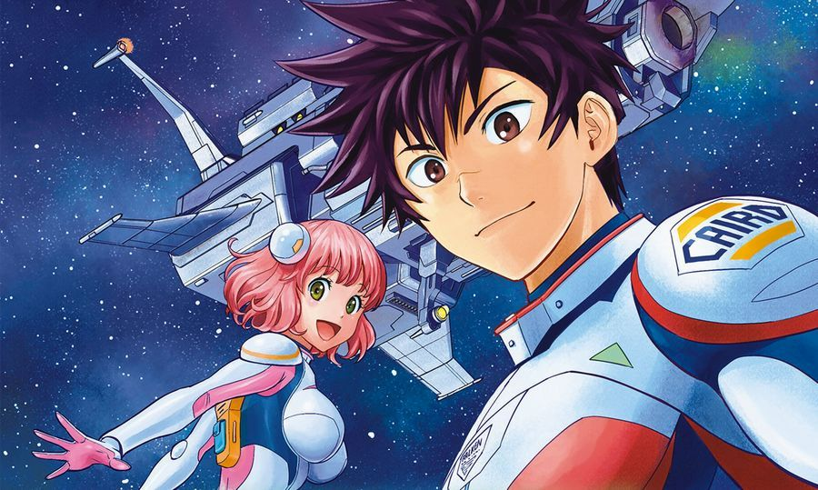 51° Seiun Awards: l'anime di Astra Lost in Space vince il premio Best Media