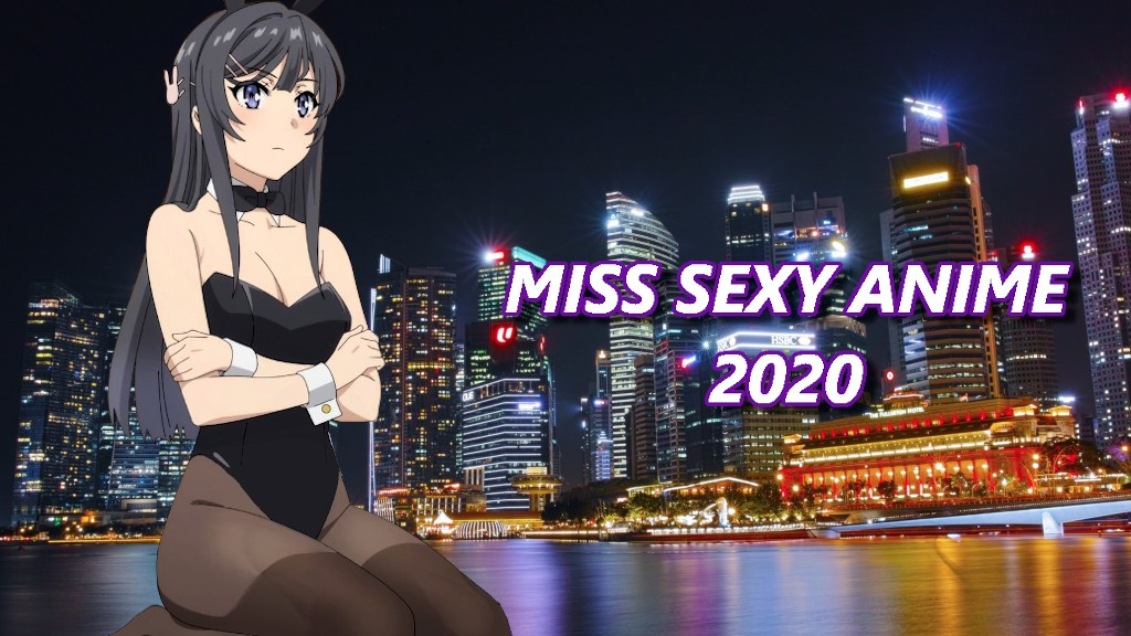 Miss Sexy Anime 2020 - Turno 4