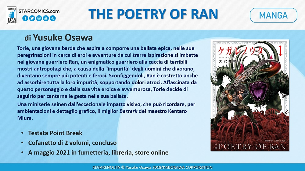 The Poetry of Ran