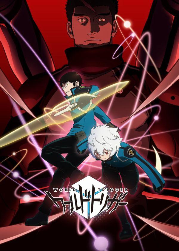 World Trigger 2, nuova visual per l'anime