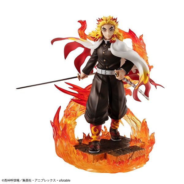 GEM Series Demon Slayer Kyojuro Rengoku