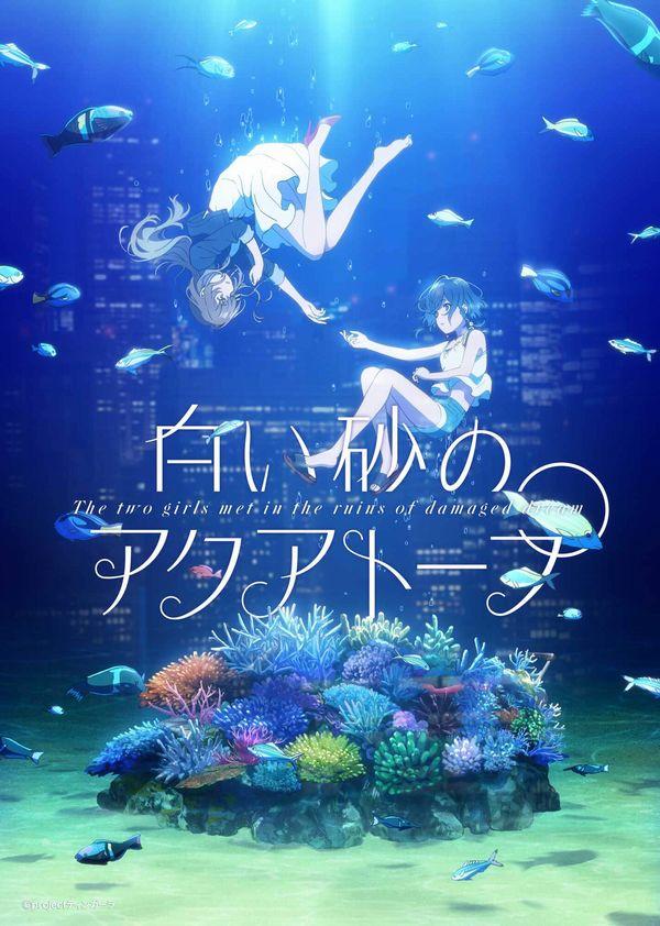 Shiro Suna no Aquatope, visual per l'anime in arrivo a luglio