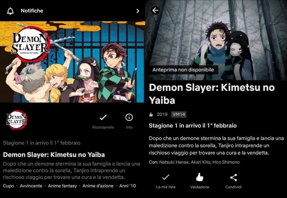 Demon Slayer Netflix
