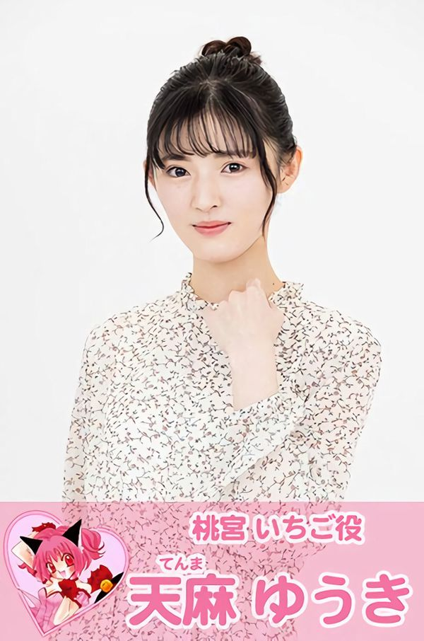Tokyo Mew Mew New Cast 1