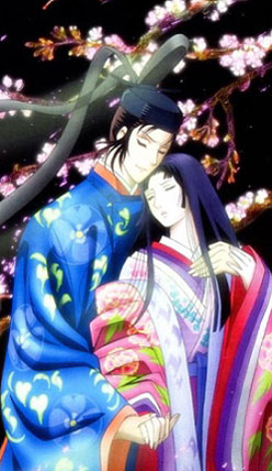 genji monogatari sennenki ending a relationship