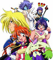 Slayers e Magic Knight Rayearth tornano su Hiro