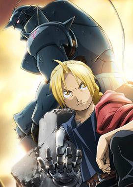 Fullmetal Alchemist - Brotherhood, le vostre