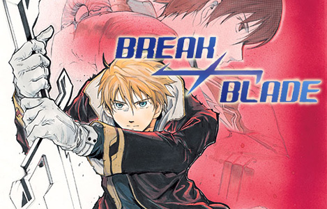 <b>Break Blade</b> di Yunosuke Yoshinaga: Recensione