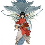 Sony Pictures: <b>Onigamiden - Legend of the Millennium Dragon</b>