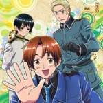 Episodi extra per Hetalia World Series in streaming
