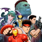Lo Stregone Supremo e la bio-arma in Ultimate Marvel VS Capcom 3