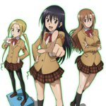 Seitokai Yakuindomo: preview per il terzo episodio in OAV