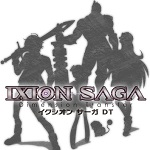 Anime by Brains Base per il videogame fantasy Ixion Saga di Capcom
