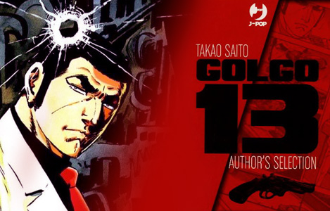 <b>Golgo 13 - Author's Selection</b>  di Takao Saito: Recensione