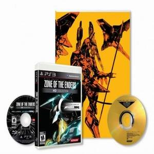 Zone of the Enders HD Collection: limited Edition