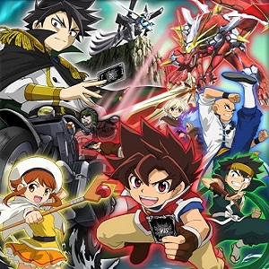 Sequel per Danball Senki, Bakugan, Battle Spirits; Train Heroes e ...