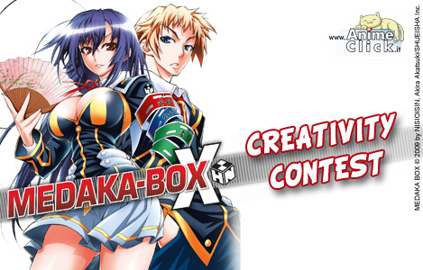 <b>AnimeClick.it presenta: Medaka Box Creativity Contest</b>