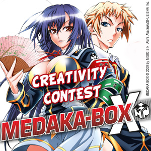 <b>Medaka Box Creativity Contest: I vincitori</b>