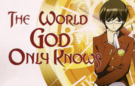 <b>The World God only Knows</b> di Tamiki Wakaki: Recensione