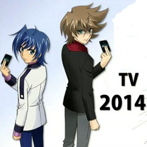 Cardfight!! Vanguard  film ibrido liveaction/anime e IV serie anime