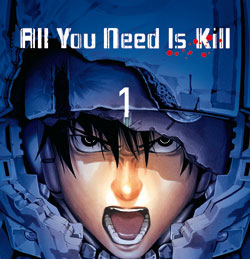 La vostra opinione sul primo numero di <b>All You Need is Kil</b>