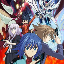 "Cardfight!! Vanguard- Trailer animato per il nuovo film ""ibrido"""
