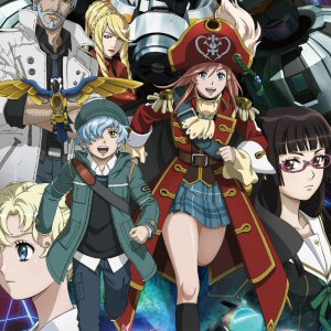 Classifica BD anime venduti in Giappone (11 - 16/11/2014)