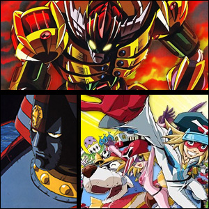 Giant Robo, Shin Jeeg e Yatterman - The Animated Movie al cinema
