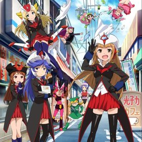 Le robottine di Robot Girls Z ritornano in un nuovo anime