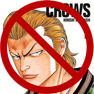 Planet Manga interrompe Crows di Hiroshi Takahashi al nono volume