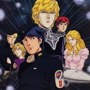 Legend of Galactic Heroes: nuovo anime nel 2017 per Production I.G