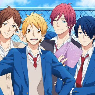 Rainbow Days in simulcast su PopcornTV e Yamato Animation