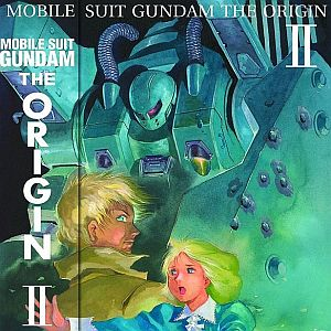 Mobile Suit Gundam - The Origin II: il cofanetto Dynit in DVD e BD