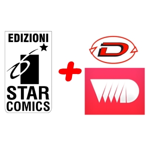 Le conferenze Star Comics e Dynit/Vvvvid a Cartoomics in video