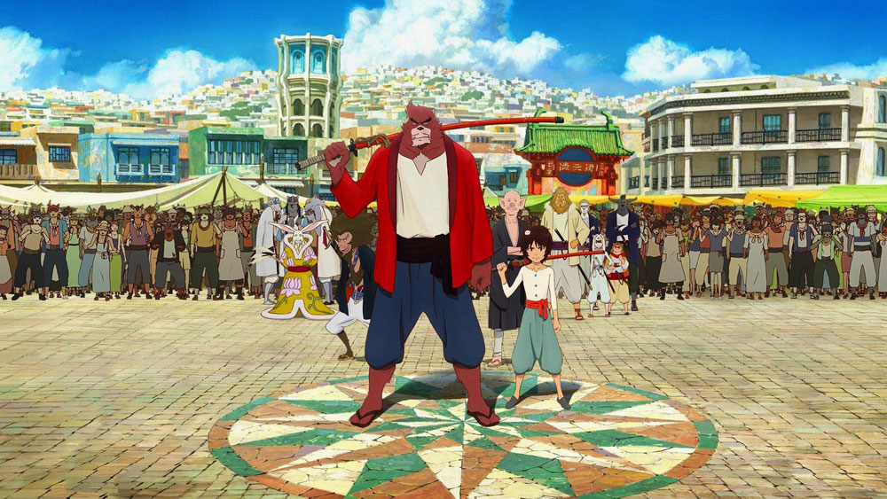 The Boy and the Beast di Mamoru Hosoda: la recensione dell'anteprima al Napoli Comicon 2016