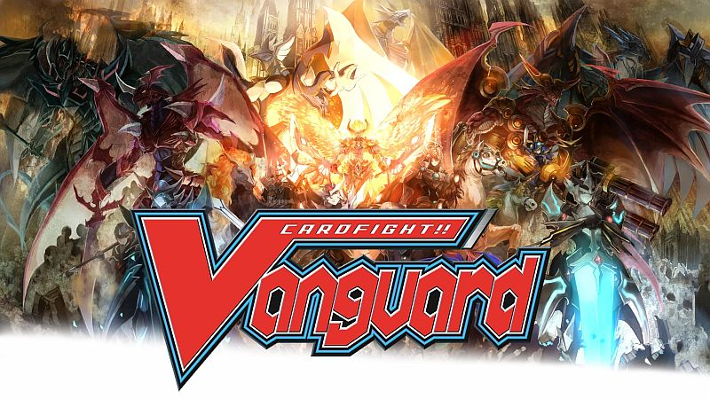 Arriva oggi in tv Cardfight Vanguard!