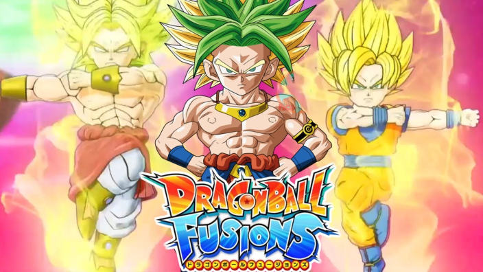 Un trailer per le folli fusioni di Dragon Ball Fusions