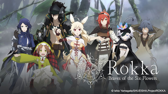 Rokka: Braves of the Six Flowers - recensione dell'anime dalla doppia identità