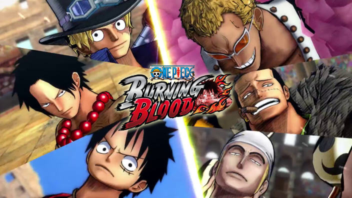 <b> One Piece Burning Blood</b> - Recensione