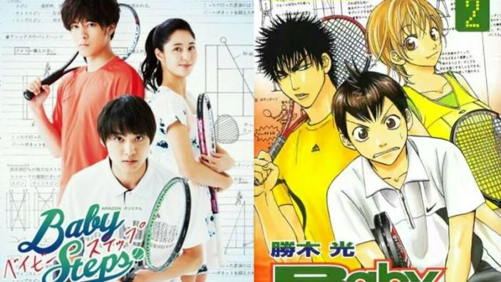 What's drama new: Baby Steps e Yowamushi Pedal, estate tra sport e horror