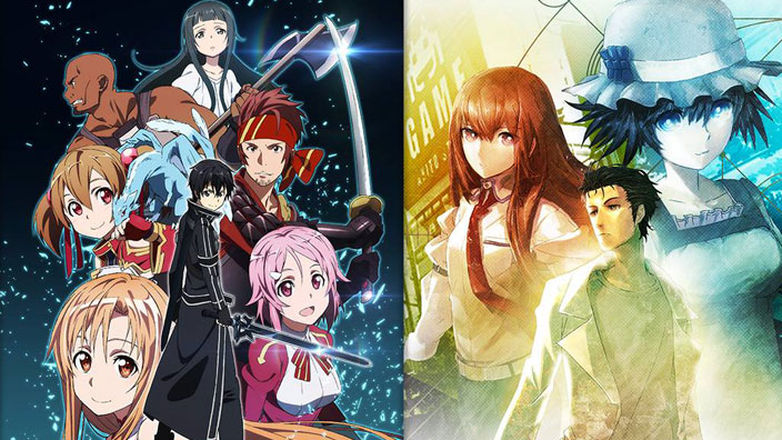 Sword Art Online e Steins;Gate in streaming gratuito su Rai.it