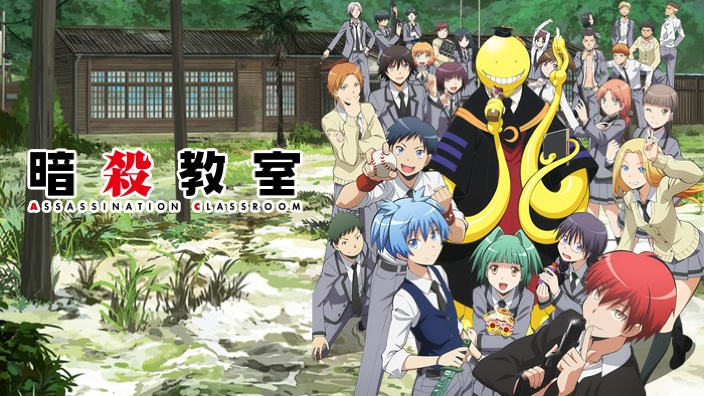 <b>Assassination Classroom</b>: Recensione dell'anime