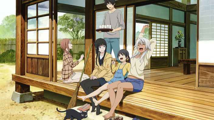 Flying Witch, lo slice of life con un pizzico di magia: Recensione