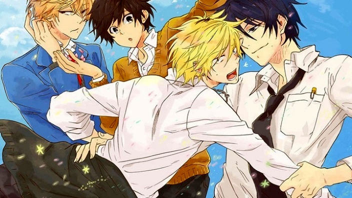 Hitorijime My Hero: anime per il manga boys love con il prof. e il bullo