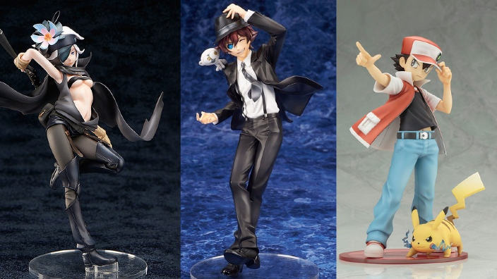 Action Figures: i preordini di giugno di Alter, Kotobukiya e Freeing