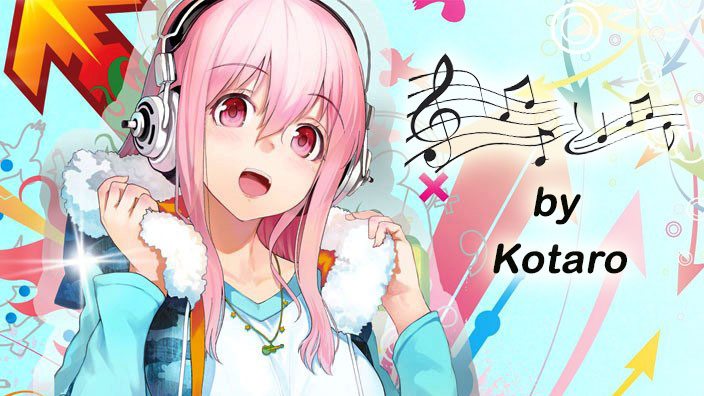 Anime e musica. La Super Classifica di... Kotaro