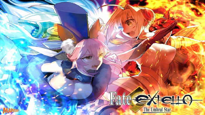 Fate/Extella: The Umbral Star confermato per l'Europa