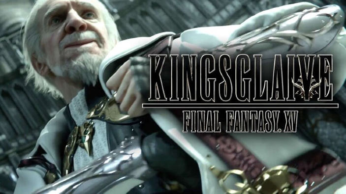 Kingsglaive: Final Fantasy XV - on line i primi 12 minuti del film